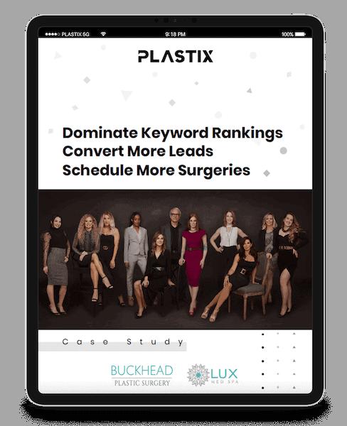 Plastix Marketing Buckhead Plastic Surgery Case Study